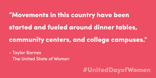 blog the united state of women