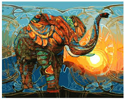 Home Decor Wall Hangings Elephant Wall Art Promotion Shop For Promotional Elephant Wall Art