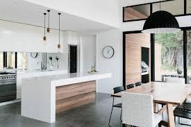 credence cuisine miroir crédence adhésive et dosseret diy en 30 idées pour votre cuisine