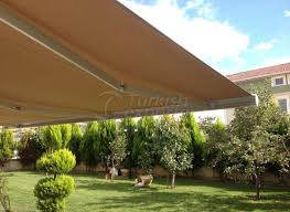 Awning System Canopy System Turkey Turkish Canopy System Manufacturer By Seckin