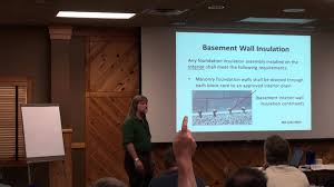 Insulating Basement Walls With Foam Board by 2015 Mn Basement Wall Insulation Youtube