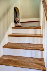 non slip stair treads entry modern with back door closet dark