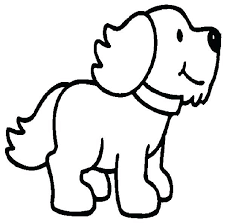 printable coloring pages dogs fantasy dog u2013 vonsurroquen me
