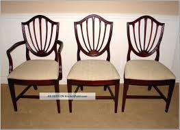 full image for bernhardt dining room set used dining room chairs