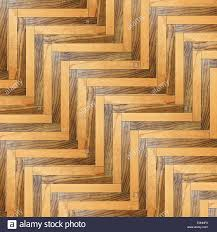 striped model of wood floor made from two different types of