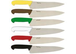 coloured kitchen knives colour coded knives colour coded knife sets aj stuart