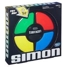 try me button spirit halloween hasbro games classic simon game shopko