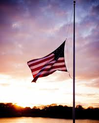 American Flag Sunset Photo Gallery Day Of Tears