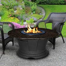 Firepit Base San Simeon 48 Inch Propane Pit Table By California Outdoor