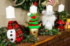 how to diy christmas wine glass votives hallmark channel