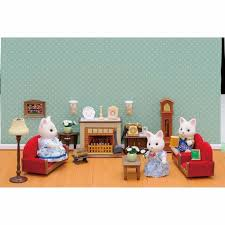 Families Luxury Living Room Set - Sylvanian families living room set