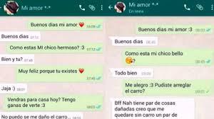 imágenes sorprendentes para whatsapp whatsapp jovencita se enfada porque su novia la ignoraba y le dijo