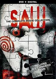 saw the complete movie collection dvd 2014 4 disc set ebay
