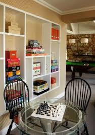 Game Room Basement Ideas - it would be so fun to have a game room basement basement