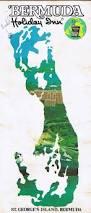 Map Of Bermuda Bermuda U2013 Ulrich U0027s Travel U0026 Food Blogs