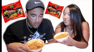 Challenge Ace Family Spicy Noodle Challenge 2x Spicy