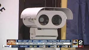 baltimore red light camera red light speed cameras to return to baltimore wmar2news