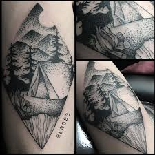 57 best campingtattoos images on pinterest camping tattoo
