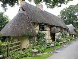 cottage house 40 beautiful thatch roof cottage house designs