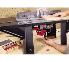 Skil Table Saw Skil Ras450 Ras 450 Aluminum Top Benchtop Router Table