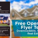 open house flyers templates open house flyer template 30 free psd