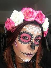incredible lace sugar skull make for dia de los muertos use the tutorial or try