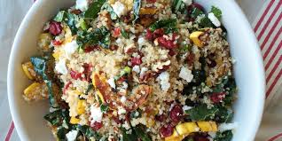 quinoa salad for thanksgiving best quinoa salad with roasted squash dried cranberries and