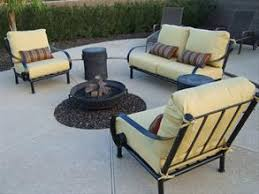 wrought iron patio furniture by arizona iron furniture