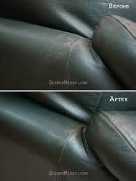 Clean Leather Sofa by Homemade Leather Cleaner And Restoration Of Old Leather Couch