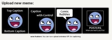 Popular Meme Characters - 5 online meme generators to create internet memes 5found