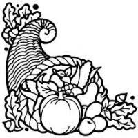 free black and white thanksgiving clipart clipart ideas reviews