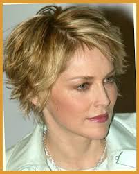 short hairstyles for older women short layered hairstyles older