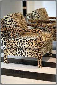 Zebra Accent Chair Desk Leopard Print Desk Chairs Brown Animal Print Accent Chair