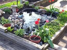 triyae com u003d raised garden pond ideas various design inspiration