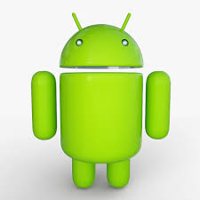 android model 3d android mascot 19266 cgtrader