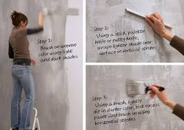 How To Clean Walls With Flat Paint by Best 25 Concrete Walls Ideas On Pinterest Strip Lighting