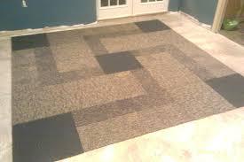 concrete floor coverings basement options flooring ideas tile