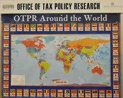 U Of M Map Office Of Tax Policy Research At The University Of Michigan U0027s