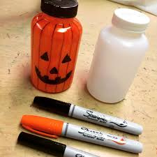 halloween recycle craft project art projects for kids