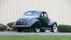 Gibbles Upholstery 1939 Ford Deluxe Coupe S91 1 Dallas 2017