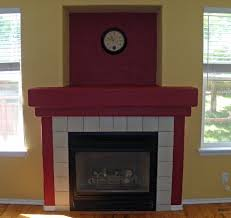 perfect painting a fireplace on painted fireplace mantel finally