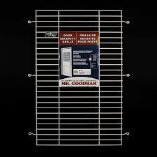 home window security bars mr goodbar back door security grilles