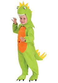 halloween costumes for kids pumpkin child green t rex costume