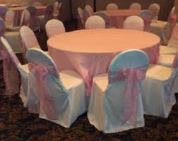 What Size Tablecloth For 60 Inch Round Table Pink Tablecloth Etsy