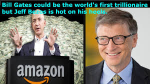 Bill Gates Meme - bill gates could be the world s first trillionaire but jeff bezos