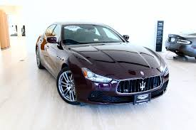 maserati ghibli body kit 2014 maserati ghibli s q4 stock 7nl02094a for sale near vienna
