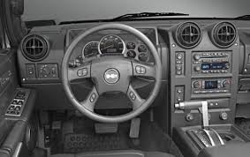 hummer jeep inside 2006 hummer h2 sut information and photos zombiedrive