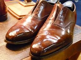 polish your shoes properly u2013 the shoe snob blog