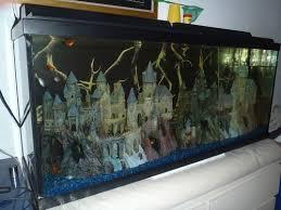 u s s voyager aquarium unique fish tank ornaments