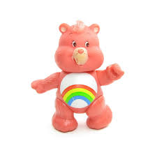 care bears brown eyed rose